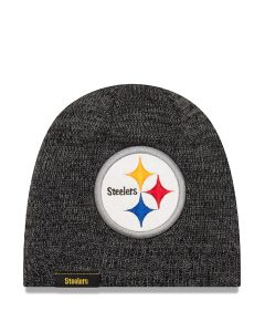Pittsburgh Steelers New Era Women's Glitter Chic Knit Cap