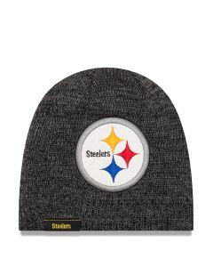 Pittsburgh Steelers New Era Women's Glitter Chic Knit Cap