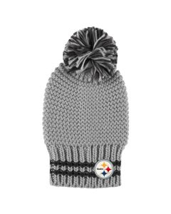 Pittsburgh Steelers Women's Touch by Alyssa Milano Super Size Fan Hat