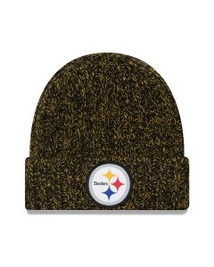 Pittsburgh Steelers New Era Women's Sideline Knit Hat