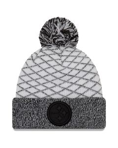 Pittsburgh Steelers Women's New Era Criss Cross Knit Hat