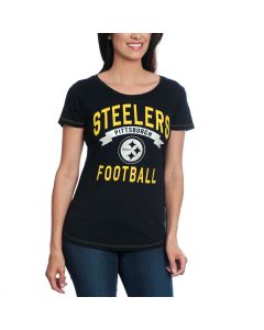 Pittsburgh Steelers Touch Women's MVP Short Sleeve T-Shirt