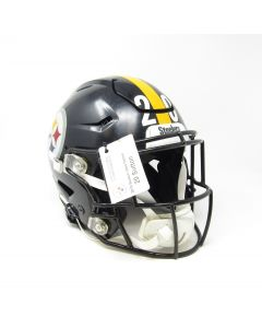 Pittsburgh Steelers 2019 Game Used P-Fit Helmet Worn by #20 Cam Sutton