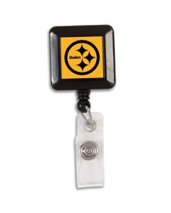 Pittsburgh Steelers Color Rush Premium Badge Holder