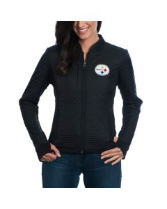 Pittsburgh Steelers Women's Touch Lead Off Jacket