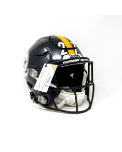 Pittsburgh Steelers #27 Marcus Allen 2019 Game Used Helmet
