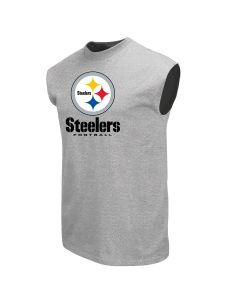 Pittsburgh Steelers Critical Victory Sleeveless Tank - Extended Sizing