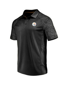 Pittsburgh Steelers Ultra Streak Polo - Extended Sizes