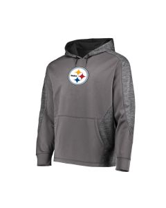 Pittsburgh Steelers Armor Fleece Hoodie - Extended Sizes
