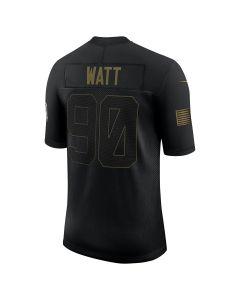 T.J. Watt #90 Nike Men's Limited Salute to Service Jersey