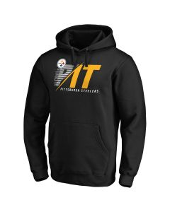 Pittsburgh Steelers Stealth Scanner Pullover Hoodie
