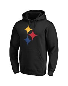 Pittsburgh Steelers Tri-Color Hypocycloid Hoodie
