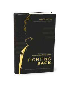 Fighting Back by Rocky Bleier Hardcover Book