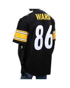 Hines Ward #86 Mitchell & Ness Limited/Replica Home Jersey