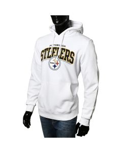 Pittsburgh Steelers Mitchell & Ness Pullover Fleece Hoodie