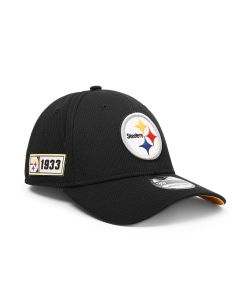 Pittsburgh Steelers New Era 39THIRTY Coach's Hat