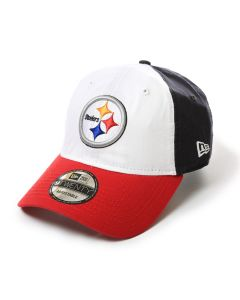 Pittsburgh Steelers New Era 9TWENTY Patriotic Cap