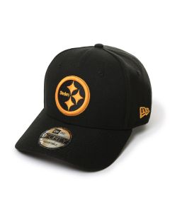 Pittsburgh Steelers New Era 9FORTY Coaches Hat