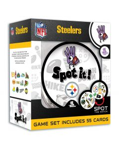 Pittsburgh Steelers Spot It Card Game