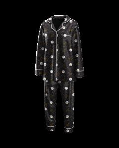 Pittsburgh Steelers Women's Piped Pajama Set
