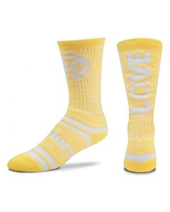 Pittsburgh Steelers Bright Yellow Socks