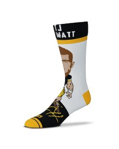 Pittsburgh Steelers T.J. Watt Socks