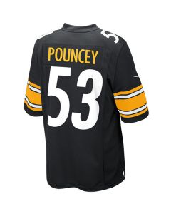 Maurkice Pouncey #53 Nike Youth Replica Home Jersey