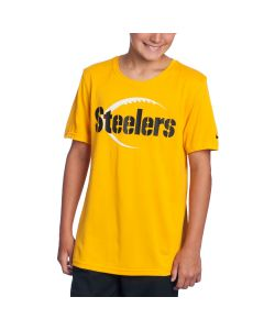 Pittsburgh Steelers Boy's Nike Youth Sideline Legend Icon T-Shirt