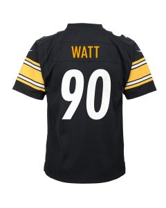 T.J. Watt #90 Youth Nike Replica Home Jersey