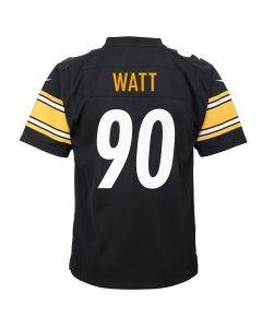 T.J. Watt #90 Youth Nike Replica Home Jersey