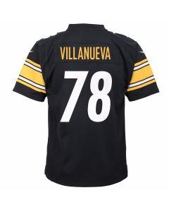 Alejandro Villanueva #78 Youth Nike Replica Home Jersey