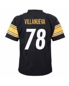 Alejandro Villanueva #78 Youth Nike Replica Home Jersey
