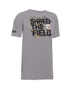 Pittsburgh Steelers Boys' Under Armour NFL Combine Shred the Field