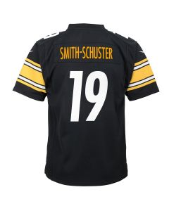 JuJu Smith-Schuster #19 Youth Nike Replica Home Jersey