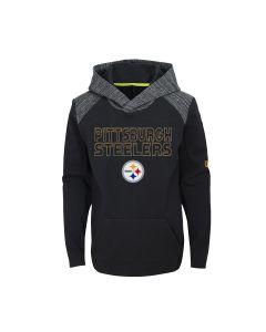 Pittsburgh Steelers Boys' Engage Performance Hoodie