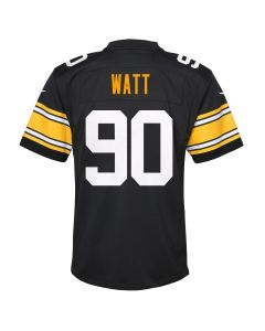 T.J. Watt #90 Nike Youth Replica Throwback Jersey
