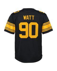 T.J. Watt #90 Youth Nike Replica Color Rush Jersey