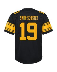 JuJu Smith-Schuster #19 Youth Nike Replica Color Rush Jersey