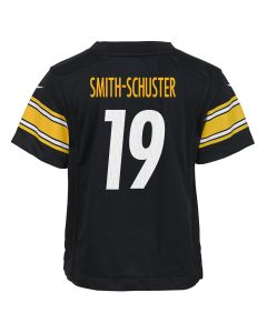 JuJu Smith-Schuster #19 Toddler Nike Replica Home Jersey