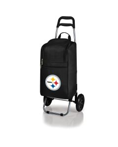 Pittsburgh Steelers Rolling Cart Cooler