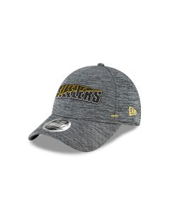 Pittsburgh Steelers New Era 9FORTY Sideline Heather Training Hat