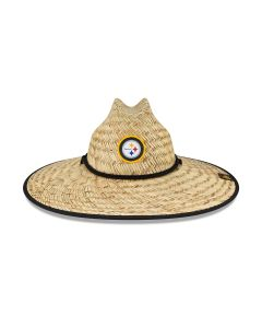 Pittsburgh Steelers New Era Straw Sideline Training Hat