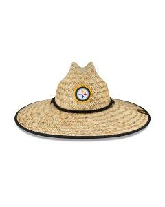 Pittsburgh Steelers New Era Straw Sideline Training Hat