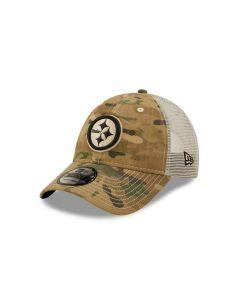 Pittsburgh Steelers New Era 9TWENTY Camo Thompson Hat