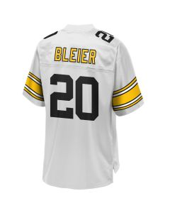 Rocky Bleier #20 Men's Pro Line Replica Away Jersey