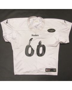 Pittsburgh Steelers #66 David DeCastro Used Practice Jersey