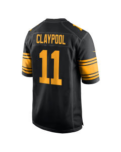 Chase Claypool #11 Men's Nike Replica Color Rush Jersey