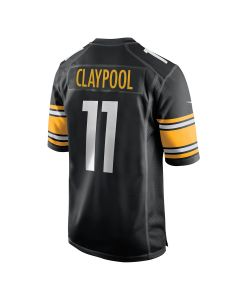 Chase Claypool #11 Men's Nike Replica Home Jersey