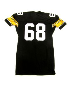 Pittsburgh Steelers #68 No Name 1994 Team Issued Home Jersey
