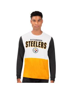 Pittsburgh Steelers Men's Long Sleeve Change Up T-Shirt